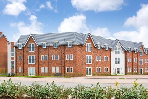 David Wilson Homes - Kingsbourne - Crewe Road, Shavington, CREWE