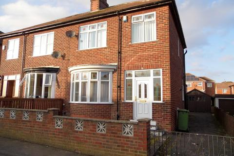 3 bedroom semi-detached house for sale - Diamond Street, Shildon, DL4
