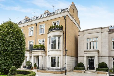 6 bedroom end of terrace house for sale - Wycombe Square, London, W8