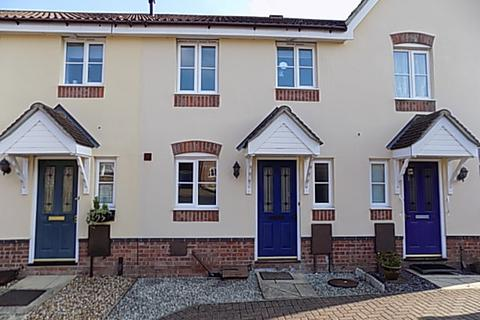 2 bedroom terraced house to rent - Bentall Close, HALSTEAD CO9