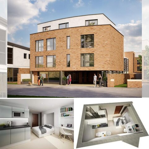 Studio for sale - Plot 34 at Blackfriars, 47 St Michaels Lane LS6