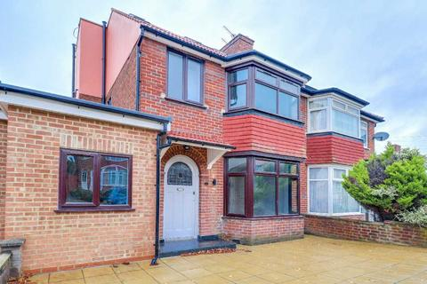 6 bedroom semi-detached house for sale - Whitby Gardens, North West London