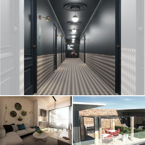 1 bedroom apartment for sale - Be Bold, at Bold Street, Bold Street L1