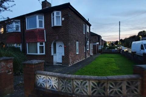 3 bedroom semi-detached house to rent - Kinburn Rd, Burnage, Manchester M19