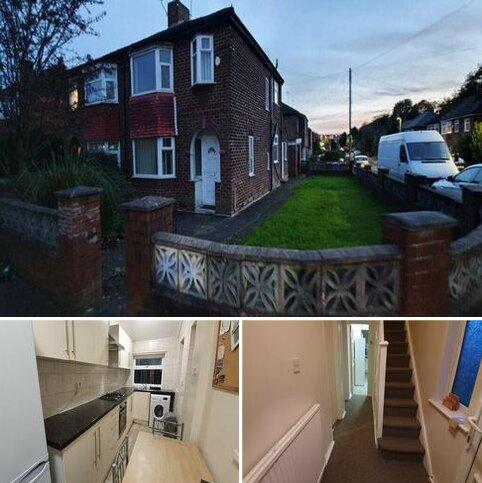 3 bedroom semi-detached house to rent - Kinburn Rd, Burnage, Manchester M19