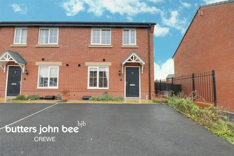 3 bedroom semi-detached house for sale - Clay Field Close, Shavington
