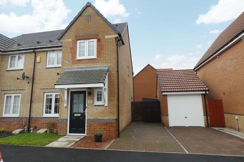 3 bedroom semi-detached house for sale - Elliott Way, Consett, Durham, DH8 5XY