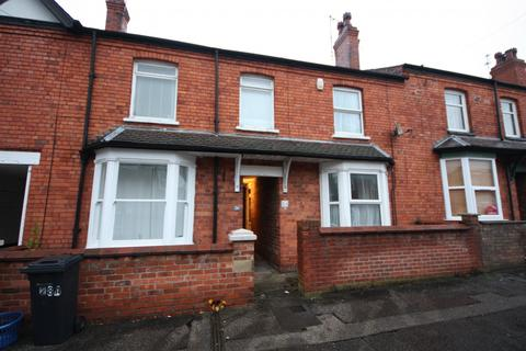2 bedroom terraced house to rent - Cecil Street, Lincoln, Lincolnshire, LN1