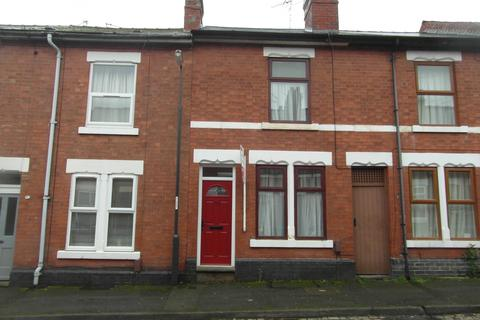 2 bedroom terraced house to rent - May street, Derby, DE223UP