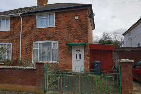 2 bedroom semi-detached house to rent - Roseneath Avenue, Leicester, LE4