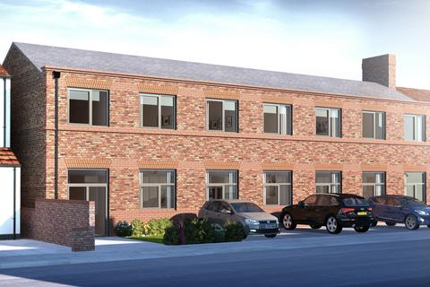 3 bedroom apartment - Plot Unit 6 at Aspen Woolf, Rawcliffe House, Rawcliffe Road L9