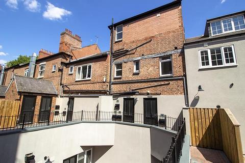 Studio to rent - 136 North Sherwood Street Flat 12, NOTTINGHAM NG1 4EF