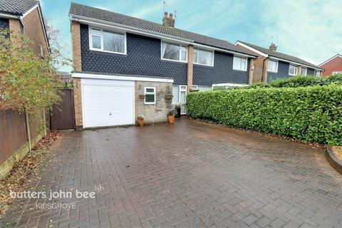 3 bedroom semi-detached house for sale - Jamage Road, Talke Pits