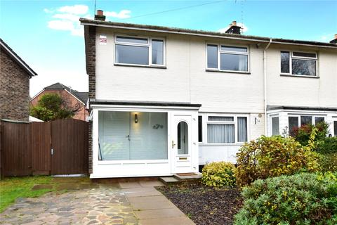 3 bedroom end of terrace house for sale - Longmore Close, Maple Cross, Hertfordshire, WD3