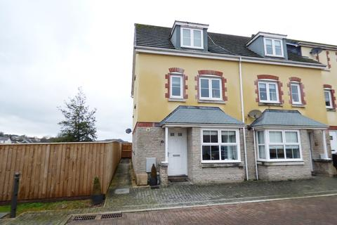 4 bedroom end of terrace house for sale - Plympton, Plymputh