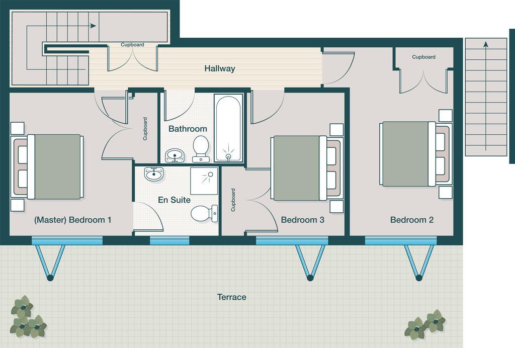 Floorplan 2 of 2: Lower Ground Floor