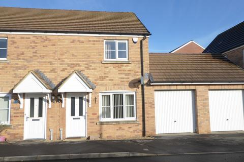 2 bedroom semi-detached house to rent - KINGFISHER CLOSE, TROWBRIDGE