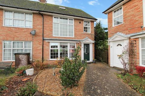 4 bedroom end of terrace house for sale - The Avenue, Shoreham-by-Sea, West Sussex, BN43 5GJ