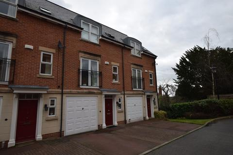 3 bedroom terraced house to rent - St Katherines Court, Derby DE22 3AY