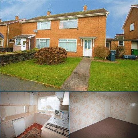 2 bedroom semi-detached house to rent - Cedar Grove, Cardiff
