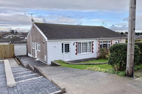 2 bedroom semi-detached bungalow to rent - Heol Y Bardd Bridgend CF31 4TB