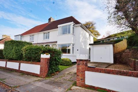 3 bedroom semi-detached house for sale - Oldway Road, Paignton  - AD98