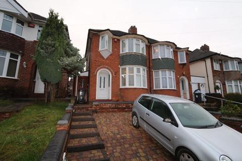 3 bedroom semi-detached house - Yateley Crescent, Birmingham
