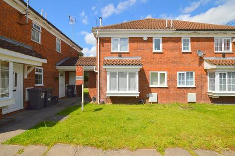 1 bedroom cluster house to rent - Milverton Green, Luton, Bedfordshire, LU3 3XS