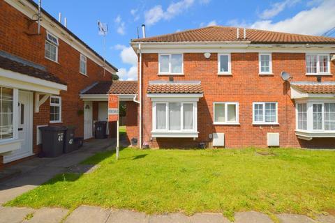 1 bedroom cluster house to rent - Milverton Green, Luton, Bedfordshire, LU3 3XS
