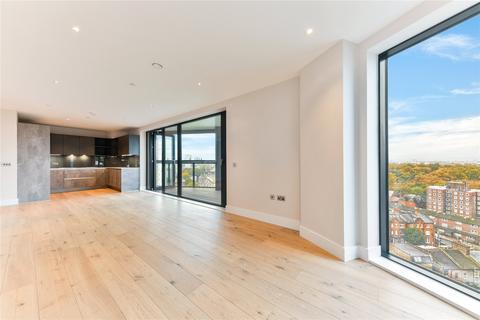 2 bedroom flat to rent - Mansbridge House, Battersea Park View, Battersea Exchange, London, SW8