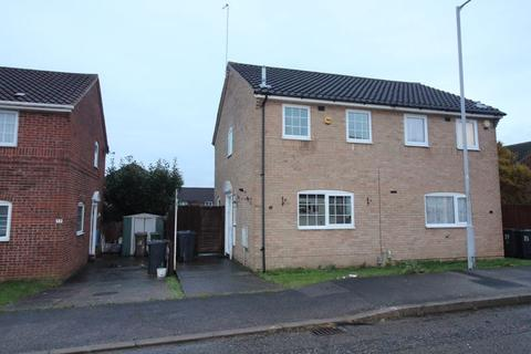 2 bedroom semi-detached house for sale - PERFECT STARTER HOME on Bunting Road, Luton