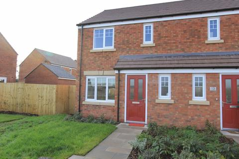3 bedroom terraced house for sale - Harston Grove, Stone