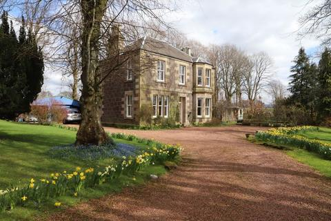 5 bedroom detached house for sale - Springdale, Edinburgh Road, Biggar
