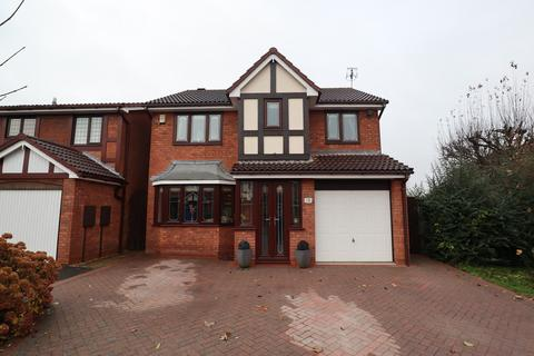 4 bedroom detached house for sale - Arncliffe Close, Whitestone, Nuneaton, CV11