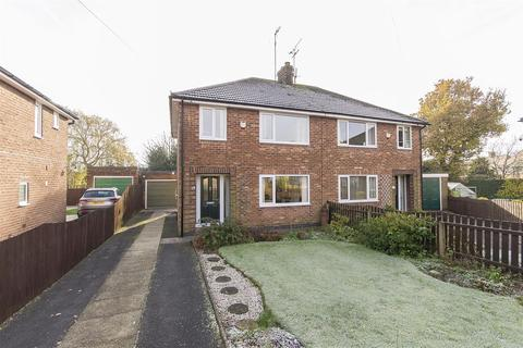 3 bedroom semi-detached house for sale - Heather Close, Calow, Chesterfield