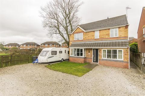 4 bedroom detached house for sale - Curbar Close, North Wingfield, Chesterfield