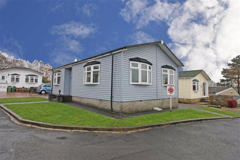 2 bedroom mobile home for sale - Pleasant View Park, Trecynon, Aberdare, Mid Glamorgan