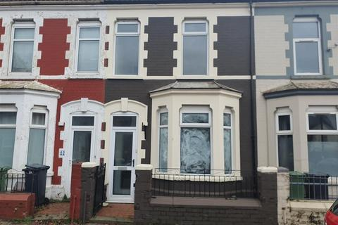 2 bedroom terraced house for sale - Pomeroy Street, Docks, Cardiff