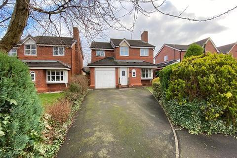 4 bedroom detached house to rent - Marwood Close, Altrincham, WA14 4XD.