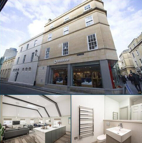 Plot for sale - Stall Street, Bath, Somerset, BA1