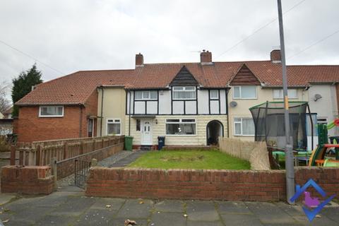 3 bedroom terraced house for sale - Burnhope Gardens, Wrekenton, Gateshead, NE9
