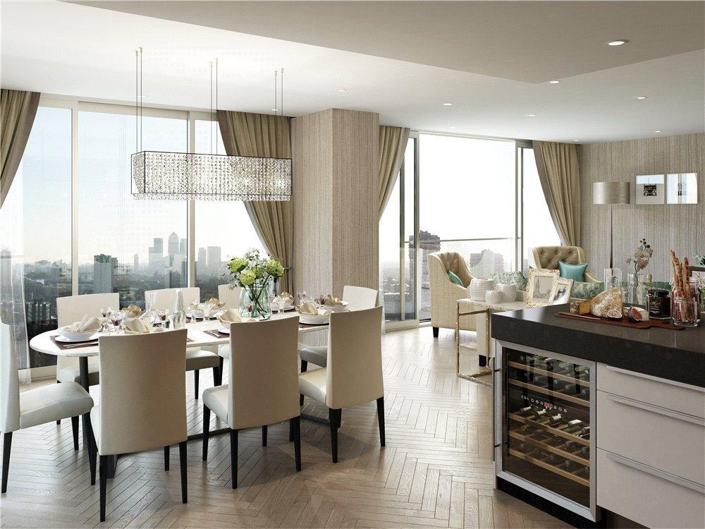E1:Kitchen/Reception