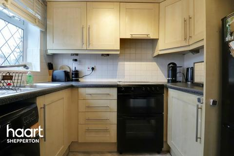2 bedroom terraced house for sale - Seymour Way, Sunbury-on-thames