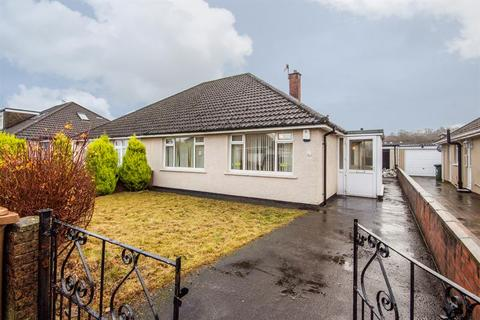 2 bedroom semi-detached bungalow for sale - Brookside Crescent, Caerphilly