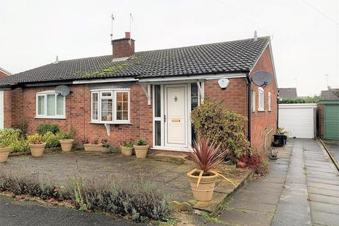 2 bedroom bungalow for sale - Moorfield Drive, Wilberfoss, York, YO41 5PZ