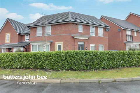 3 bedroom detached house for sale - Peter Fletcher Crescent