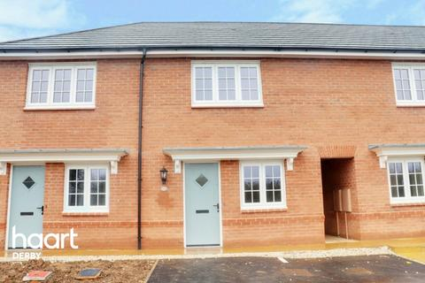 3 bedroom terraced house for sale - Tarragon Close, Mickleover, Derby