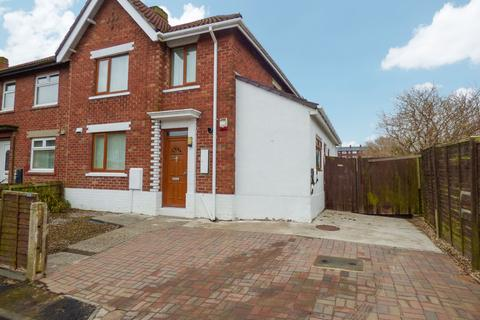 3 bedroom semi-detached house to rent - Eden Avenue, Consett, Durham, DH8 6EZ