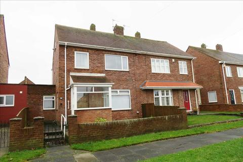 3 bedroom semi-detached house for sale - Lumley Avenue, South Shields