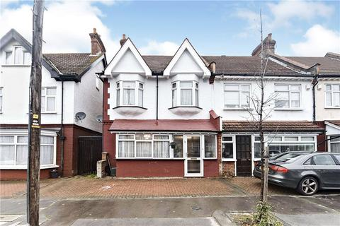 3 bedroom end of terrace house for sale - Lyndhurst Road, Thornton Heath, CR7